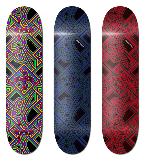 Skatedecks: The High Voltage Series