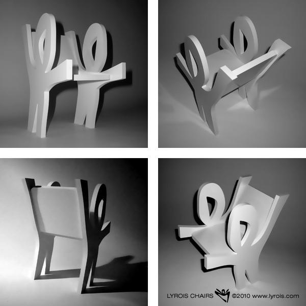 Lyrois Chair #12