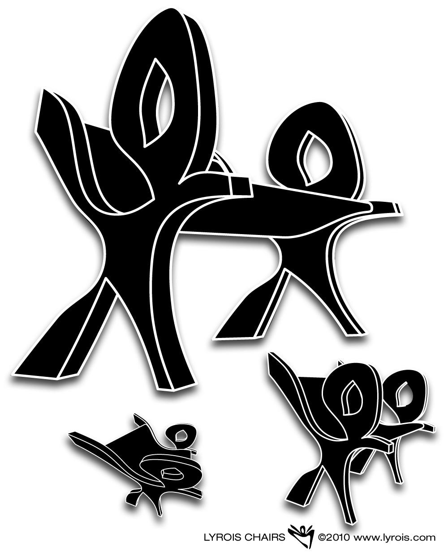 Lyrois Chair #13