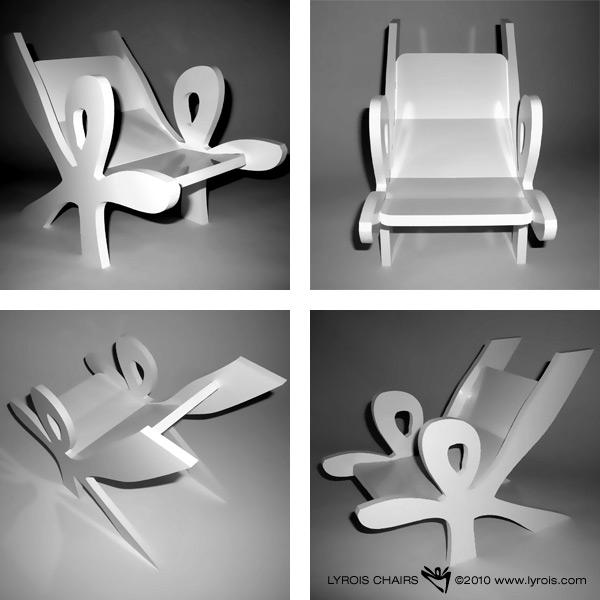 Lyrois Chair #18