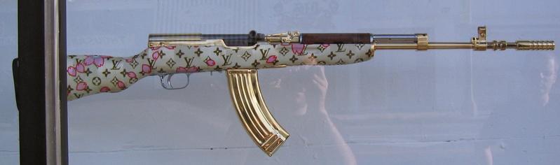 Louis Vuitton AK-47