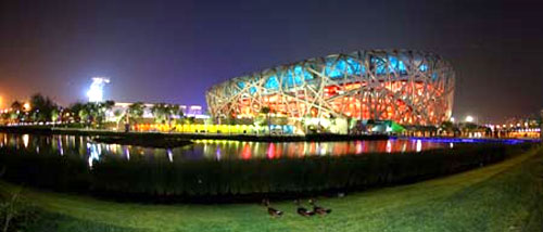 Olympics 2008: The Bird's Nest